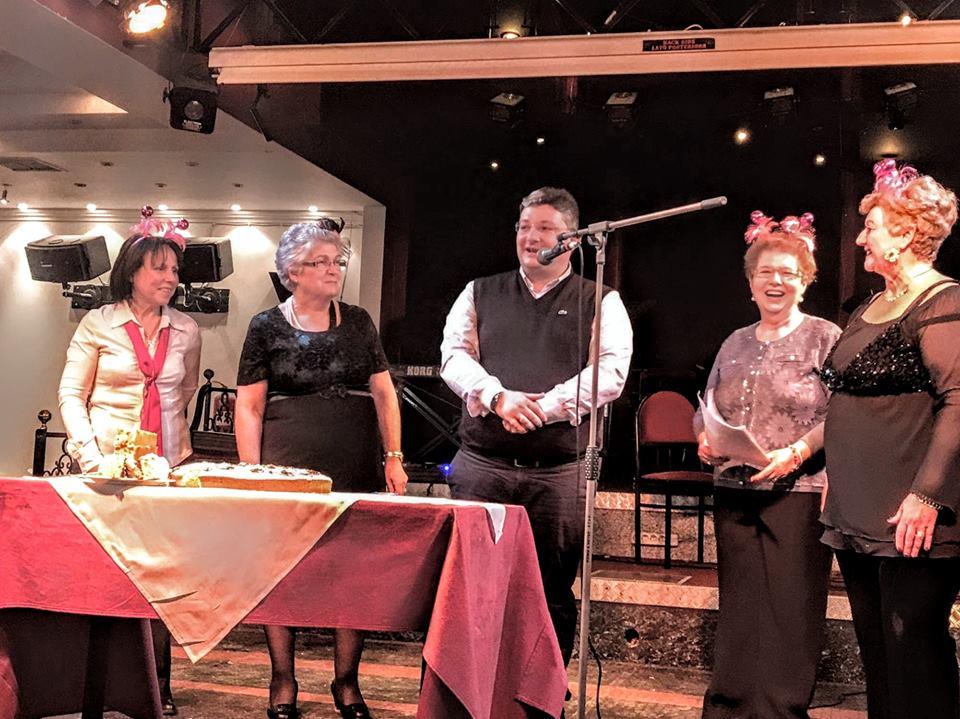 Ο χαιρετισμός του Σπύρου Βρεττού στην εκδήλωση για την κοπή πίτας της Ε.Γ.Ε. Αχαρνών
