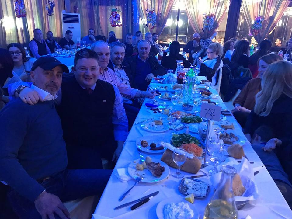 Στον ετήσιο χορό των «Ακαδημιών Καραταΐδη»  ο Υποψήφιος Δήμαρχος Σπύρος Βρεττός