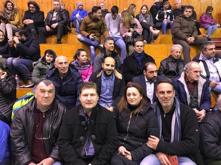 Στην εκδήλωση του Γ.Σ. Άρτεμις Αχαρνών ο Συνδυασμός «Αχαρνές Υπερήφανος Δήμος»