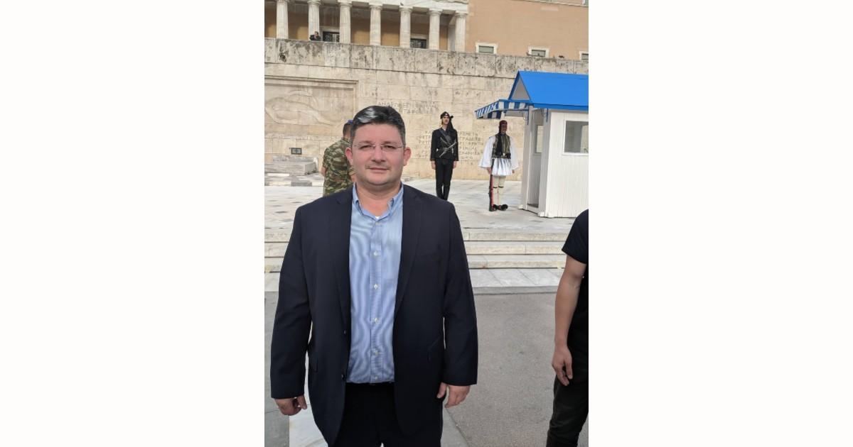 Φόρο τιμής στα 100 χρόνια από τη Γενοκτονία του Ποντιακού Ελληνισμού απέτισε ο Σπύρος Βρεττός